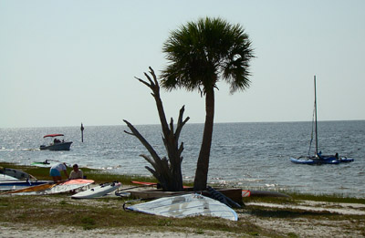 Shell Point Florida Map.Shell Point Sailboard Club Windsurfing At Shell Point Beach Florida